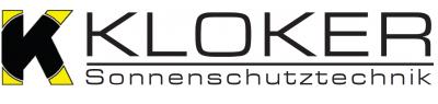KLOKER Sonnenschutztechnik Logo